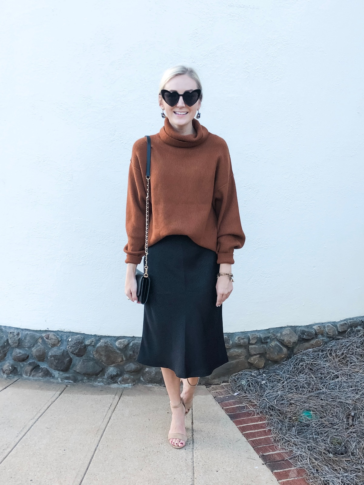 Over-sized Sweater, Three Ways